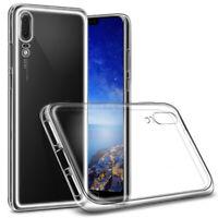 Dolphin.® HUAWEI P20 Hülle Handyhülle Case Silikon Schutzhülle Cover Transparent