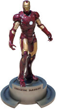 Marvel Tony Stark Iron Man Movie Fine Art Statue Kotobukiya Red Gold Mark III