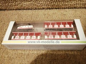 VK Modelle 1:87 Hof Scale 13021 PARKBAHN SAARBRUCKEN PARK RAILWAY