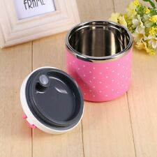 Thermal Insulation Lunch Box Bento Box Portable Thermo Stainless Lunch Box