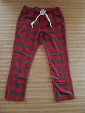 New .ABERCROMBIE & F ..Men's  Flannel Lounge / Sleep Pant .. Size XL  (W 34-38)