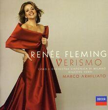 Renée Fleming, Renee Fleming - Verismo [New CD]