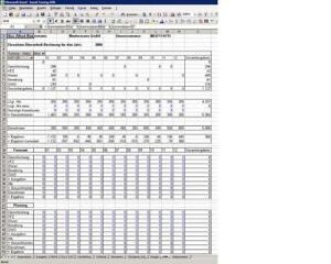 Einnahme- Überschußrechnung/Umsatzsteuererklärung Excel 2020