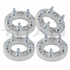 "(4) 1"" inch Wheel Spacers 5x4.5 