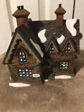 """Dept 56 Dickens' Village Series """"Barmby Moor Cottage�"""