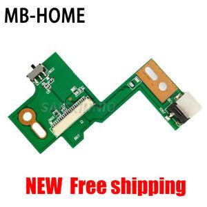 DC Power Jack Switch Board PCB Flex For ASUS N53 N53JQ N53SV N53JF N53JN N53SN