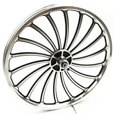 Bike Bicycle Front or Rear Wheel 20X 1.75/2.125/2.5'' Scooter eBike Chopper US