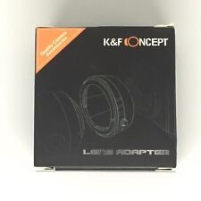 K&F Concept Lens Mount Adapter for Canon FD to Leica L/M