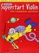 Superstart Violon: A Complete méthode pour débutant de Violoneux par livre poche