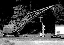 "Z-scale 1:220 Nickel Silver etched Crane Kit ""Krupp Ardelt Dier 2"""