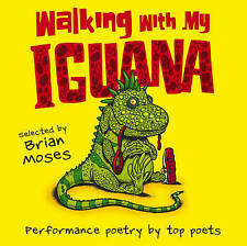 Walking with My Iguana, Moses, Brian, Good, Audio Cassette