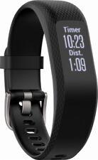 NEW Garmin vivosmart 3 Activity Tracker With HR Monitor Large Black 010-01755-13