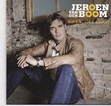 Jeroen Van Der Boom-Weer Geloven cd single