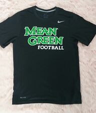 Nike Mean Green Football Team Men's Dri Fit Tshirt Sz S