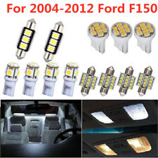 For 2006-2014 Ford Explorer White LED Bulbs Interior Lights Package Kit 13PCS