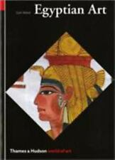 Egyptian Art (World of Art) Aldred, Cyril Paperback,ILLUSTRATIONS THROUGHOUT