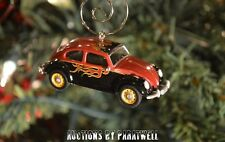 Custom Hot Rod Volkswagen Beetle Christmas Ornament VW Bug 1/64 Adorno Herbie