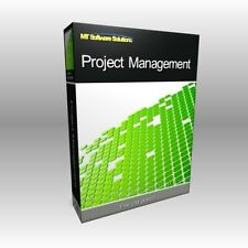 Project Management Compatible with MS Microsoft Project 2003 2010 Software