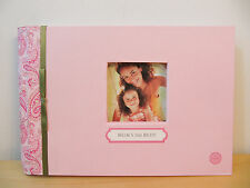 NEW Hallmark Mom's The Best Mother Photo Recordable Gift Album