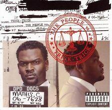 The People Vs. [PA] by Trick Trick (CD, Dec-2005, Motown) Free Ship #HU23