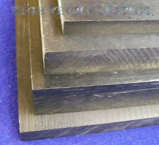 ".75"" X 4"" X 8"" Black Color Noryl Sheet PPO EN-265 Plastic Panel"