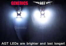 10 T10 194 168 W5W 5-Smd 2835 White Led Car Wedge Tail Side Light Lamp Bulb 12V
