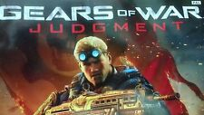 Gears of war judgement. Xbox one. shooter. Shooting. Xbox live.