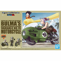Bandai Dragon Ball Figure-Rise Mechanics BULMA'S VARIABLE NO.19 MOTORCYCLE