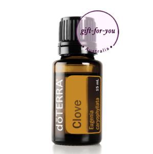 New doTERRA Clove 15ml Therapeutic Grade Pure Essential Oil Aromatherapy