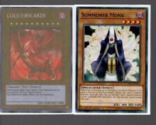 Yugioh Card - Summoner Monk SDCL-EN014 1st Edition New