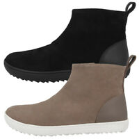 82f250bf78bcca Birkenstock Myra Veloursleder Schuhe Women Damen Stiefeletten Stiefel Boots
