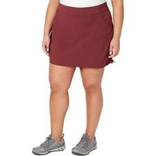 Columbia Sportswear Womens Tennis Fitness Workout Skort Athletic Plus BHFO 8751