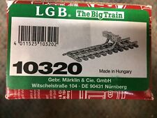 LGB 10320 Bent Rail US Style Bumper New in Box!