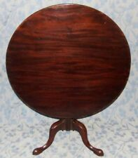 Mahogany Original Edwardian Antique Tables