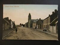 Church Street Skerries Dublin Ireland Real Picture Postcard Cover