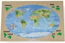 Wooden Maps 26 - 99 Pieces Jigsaws & Puzzles
