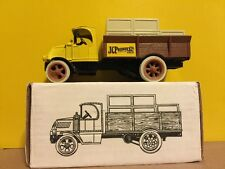 Ertl J.C. Penney 1926 Mack Crate Truck Diecast Bank 1:38 Scale