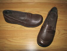 NWOB b.o.c. Born Concept Brown Penny Loafers - 8.5M European 39