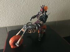 ToyBiz 2005 Marvel Legends-Legendary Rider Series; Vengeance with Bike