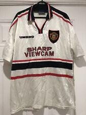1997-99 Manchester United Away Shirt - 2XL