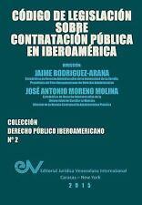 Codigo de Legislacion Sobre Contratacion Publica (2015, Paperback)