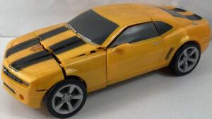 Hasbro Transfromers BUMBLEBEE Toy Robot Car Action Figure - UC (H4)