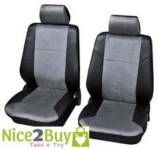 Honda Jazz ab 01//2002-10//2008 Sitzbezug Autoschonbezug Carbon weinrot