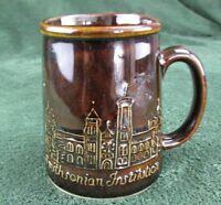 Vintage BENNINGTON POTTERS Vermont Mug Smithsonian Institution