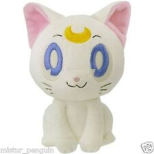 "Sailor Moon Cosplay ARTEMIS WHITE GUARDIAN CAT 5""  keychain Plush Banpresto JP"
