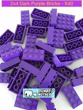 Lego 3x3 Brick Facet Gray Tan Reddish Brown Medium Nougat YOU CHOOSE