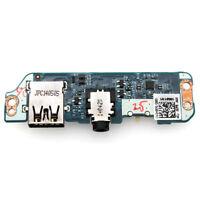 for Dell Latitude E7440 USB Audio Jack Circuit Board H65F0 0H65F0 LS-9591P