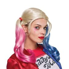 Rubie's 33608 Suicide Squad Harley Quinn Wig - One Size