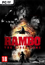 PC-Rambo The Video Game /PC  (UK IMPORT)  GAME NEW