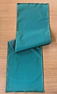 Deck chair recovering replacement fabric material strong canvas cordura GREEN